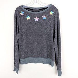 WILDFOX   Rainbow Star Sweatshirt